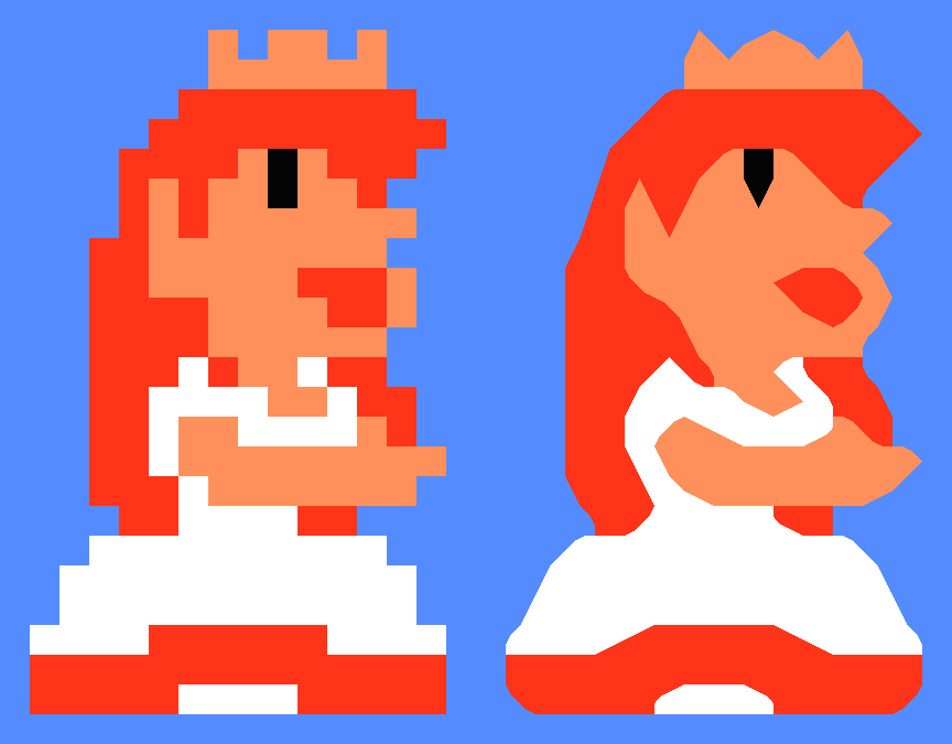 Gaf Imagines What If New Super Mario Bros Wii Was Not